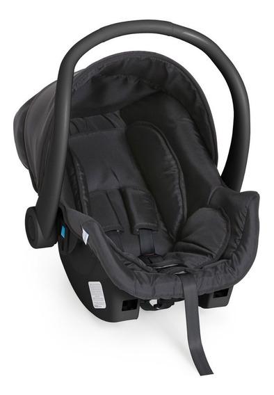Bebê Conforto Cocoon - Galzerano Preto Cinza