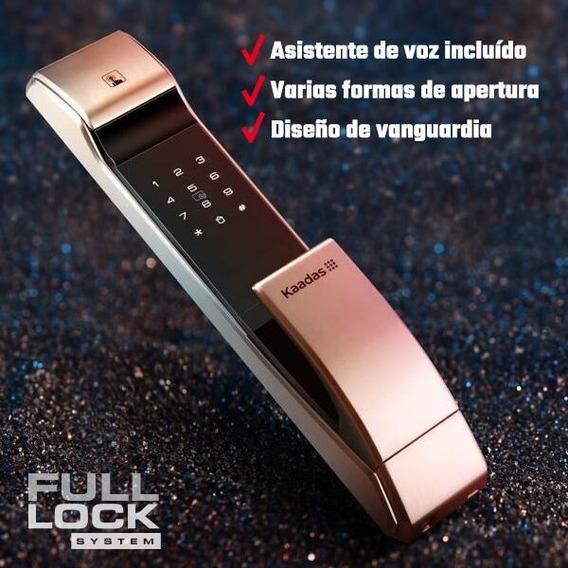 Cerradura Electronica Digital Kaadas Push & Pull - Full Lock