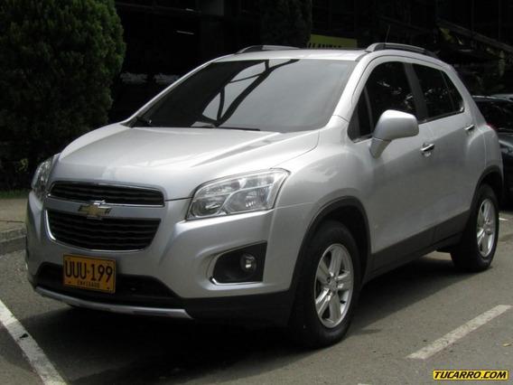Chevrolet Tracker Lt 1800 Cc At 4x2