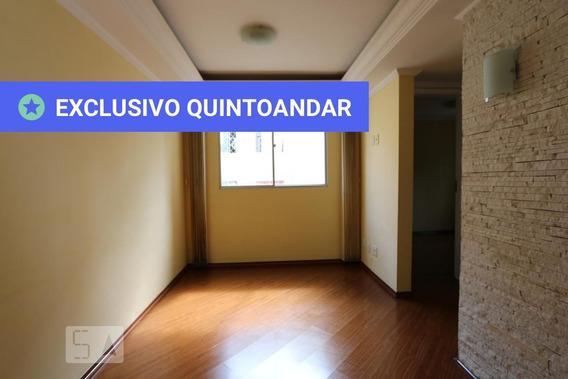 Apartamento No 4º Andar Com 2 Dormitórios E 1 Garagem - Id: 892953527 - 253527