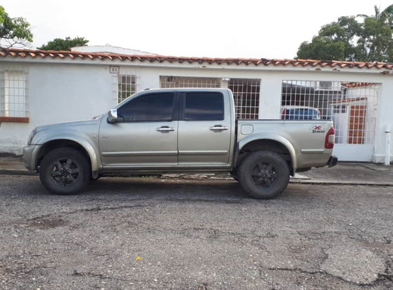 Luv Dmax 2008 Doble Cabina 4x4