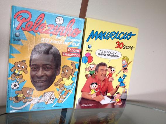Gibi Almanaque Mauricio De Souza 30 Anos Turma Da Monica1990