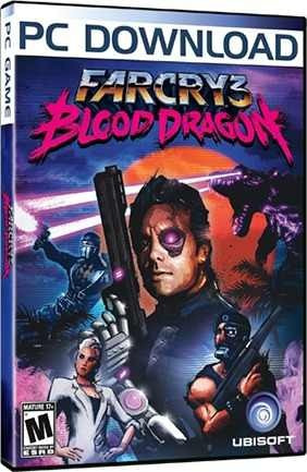 Far Cry 3: Blood Dragon Para Pc - Uplay Key Original