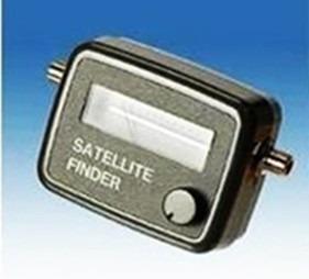 Aponte Sua Antena Com Satelite Finder Localizador Satelite