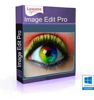 Editor De Edición De Imágenes Photo Photograph Pro Professi