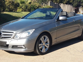 Mercedes Benz Clase E 1.8 E250 B.efficiency At Cabrio