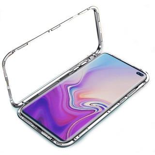 Funda Magnetica Metalica P/ Samsung S7 Edge S8 S9 S10 E Plus