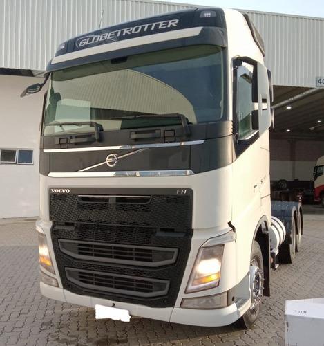 Volvo Fh 540 6x4 Globetrotter I Shift Branco 2016/2017
