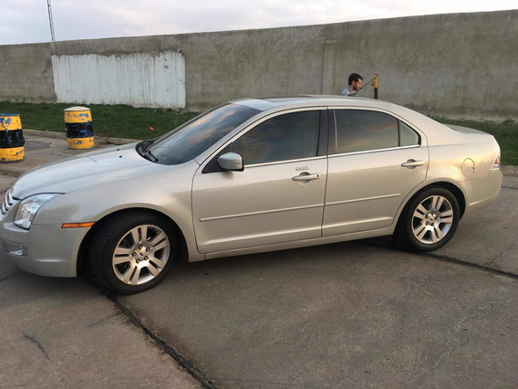 Ford Fusion Sel V6 3.0