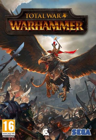 Total War Warhammer + Dlcs ( Mídia Física) Dvd - Pc
