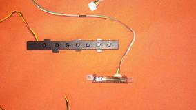 Botao Liga E Sensor Tv Buster 32´´ Hbtv-32l07hd