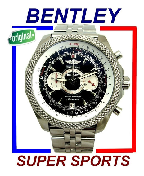 Breitling Bentley Super Sports Série Limit. De 1000, A26364