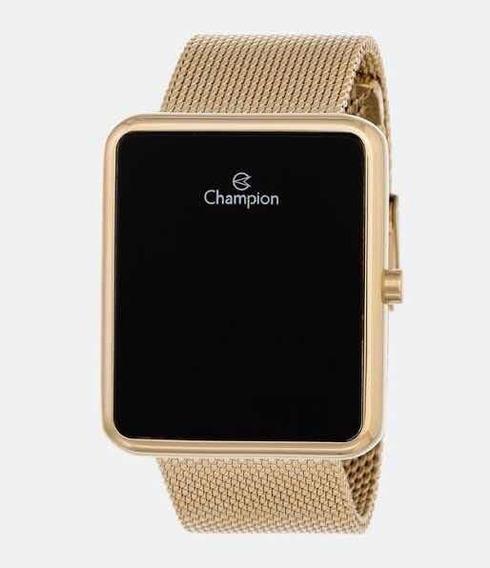 Relógio Champion Feminino Digital Quadrado Oferta - 5 Uni