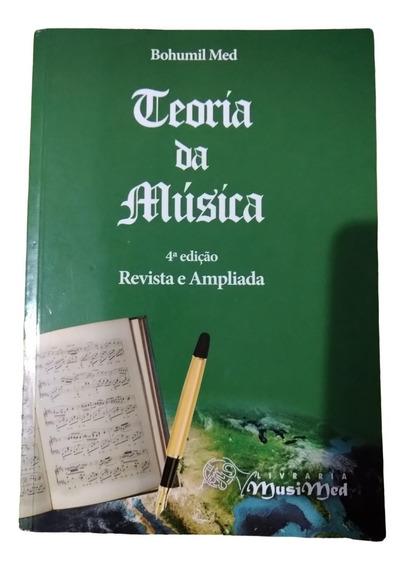 Teoria Da Música - 4ª Ed.
