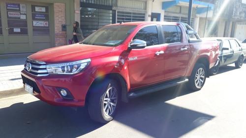 Toyota Hilux 2.8 Dc 4x4 Tdi Srx Aut 2017