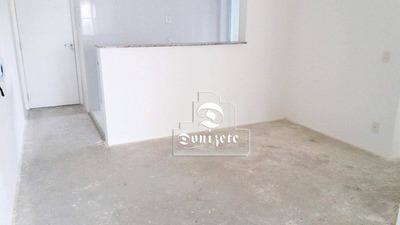 Apartamento Com 3 Dormitórios À Venda, 76 M² Por R$ 462.000 - Vila Floresta - Santo André/sp - Ap11309