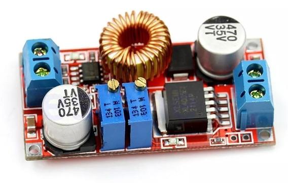 5pcs Regulador Com Ajuste De Corrente E Tensão Xl4015