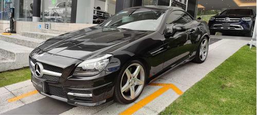 Imagen 1 de 15 de Mercedes-benz Clase Slk 2016 1.8 200 Cgi Mt