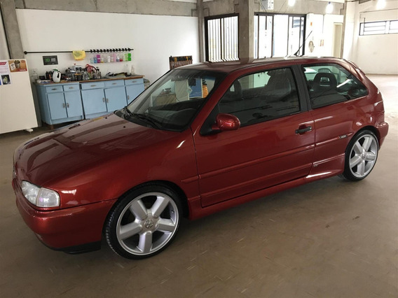 Volkswagen Gol 2.0 Gti 16v Gasolina 2p Manual 1996.