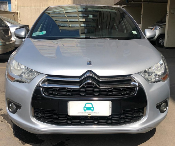 Citroen Ds4 So Chic Thp 160 Co N2 1.6 Turbo 2015