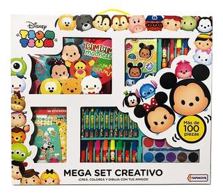 Tsum Tsum Mega Set Actividades Didactico New 07409 Bigshop