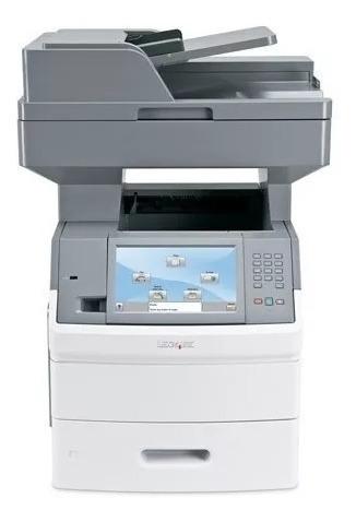Lote Com 10 Impressoras Lexmark X656