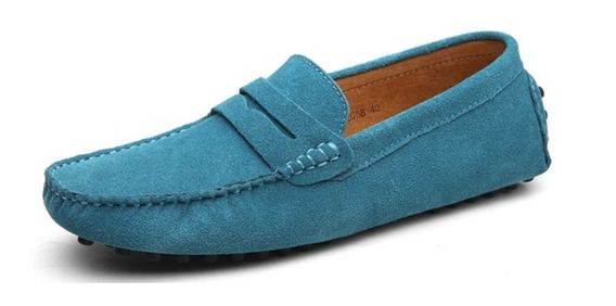 Zapatos Caballero Turquesa