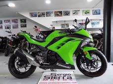 Kawasaki Ninja300 Verde 2016