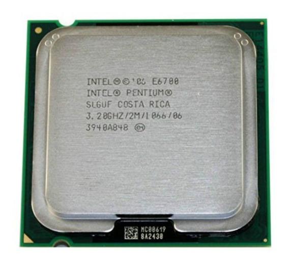 Processador Intel Pentium Dual E6700 3.20 Ghz 775 - Novo