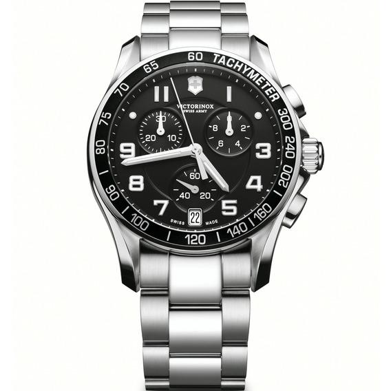 Relógio Victorinox Swiss Army Chrono Classic Original 241494