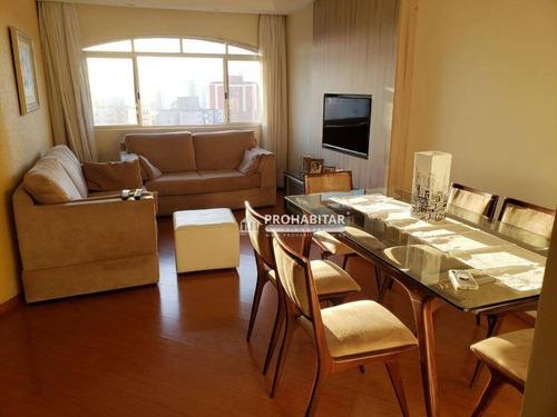 Imagem 1 de 23 de Apartamento À Venda, 90 M² Por R$ 480.000,00 - Interlagos - São Paulo/sp - Ap3023