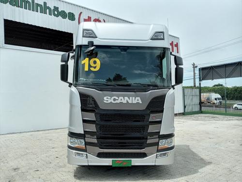 Scania R 450 4x2 2019 Teto Alto Rh450 R410 R450 R420 S620