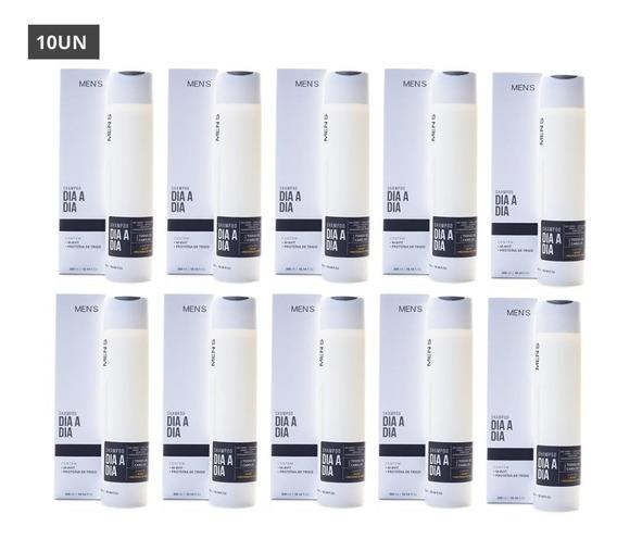 Kit Shampoo Dia A Dia Men