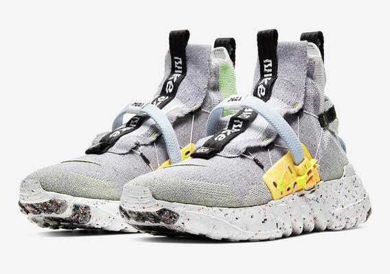 Tênis Nike Space Hippie 03 Volt