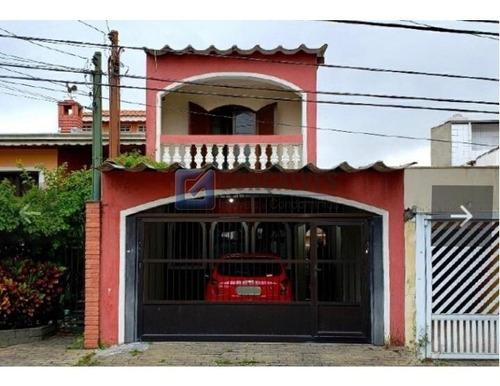 Venda Sobrado Santo Andre Vila Francisco Matarazzo Ref: 1380 - 1033-1-138097