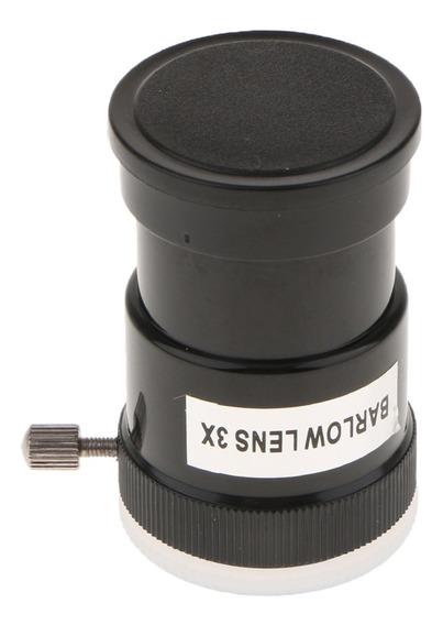 Barlow Lente 3x Telescópio Ocular 1.25 \ Para Oríon Multil