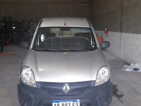 Renault Kangoo 1.6 Furgon Ph3 Confort Pack 5as Lc