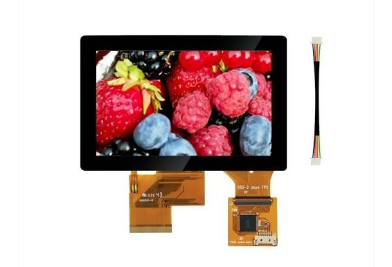 Tela(painel) Multi Touch Lcd Com Cabos