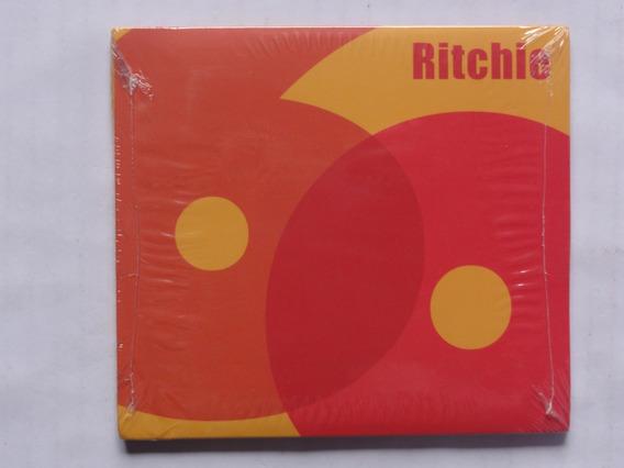 Cd Ritchie 60 (2012) Digipack Novo Original Lacrado!!