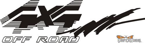 Calcos 4x4 Off Road Kit 03 Ploteados Calcos Graficastuning