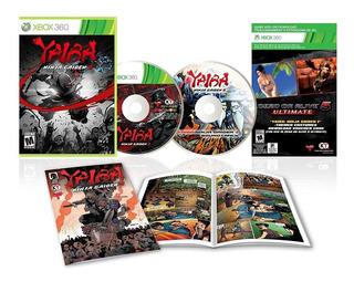 Xbox 360 - Yaiba Ninja Gaiden Z Especial Juego Físico, Nuevo