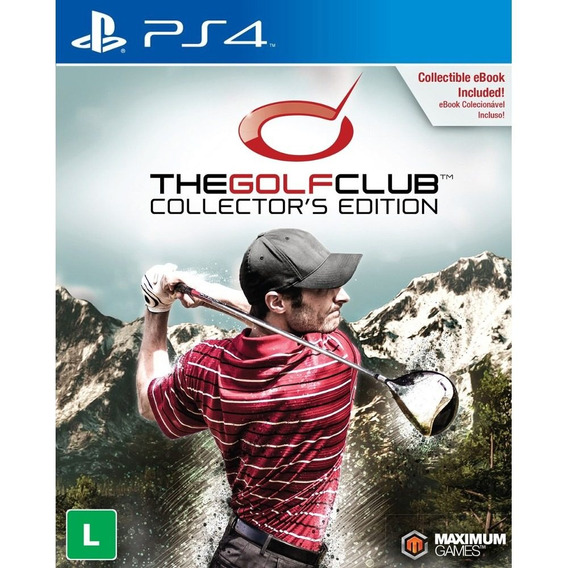 Golf Club Ps4 Lacrado