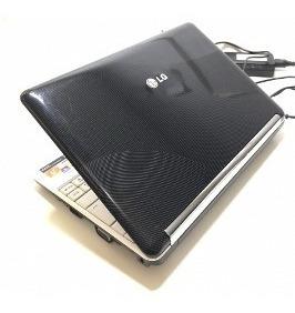 Netbook Lg Lgx13 X130 Atom 1gb Hd 160gb Promoção!!