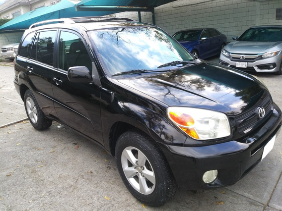 Toyota Rav 4 Limited 2 Filas Ba Abs Piel Qc At 4x2