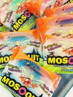Pulsera Anti Mosquito Olor Citronella 50 Piezas