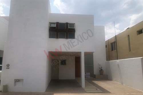 Casa Venta Exclusiva Fraccionamiento Privada Horizontes Ii San Luis Potosi