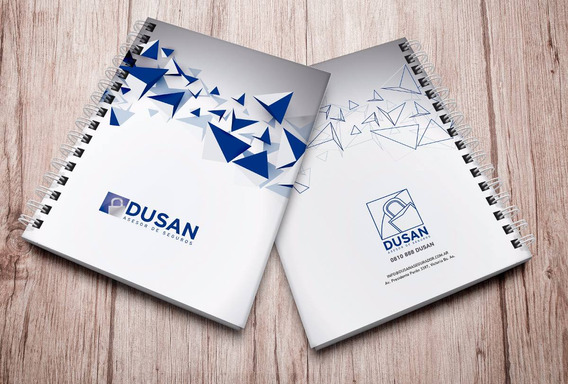 Cuadernos Personalizados Tapa Dura 15x21 Duras X 10