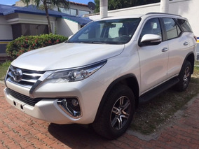 Toyota New Fortuner 4x4 At 2.700 Cc