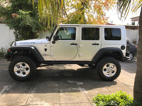 Jeep Wrangler Rubicon Unlimited 4x4 At
