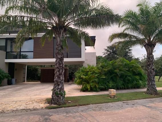 Country Club Casa En Privada Kanha